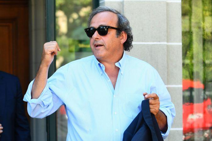 Ex Uefa President Michel Platini