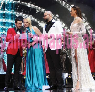 Fatmir Evi Miss Universe