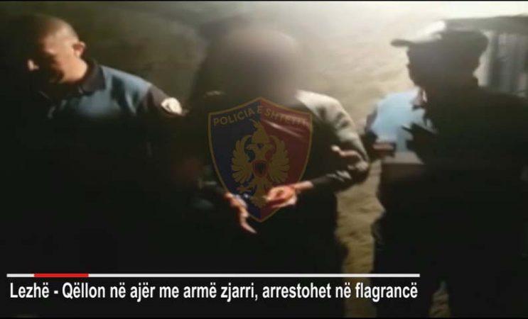 Lezhe Arrestohen