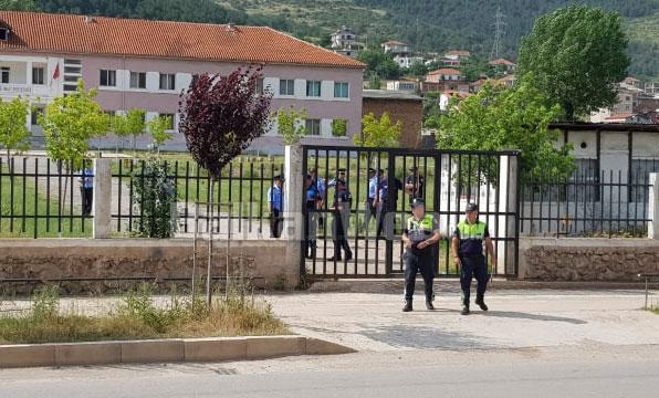 Prrenjas Policia