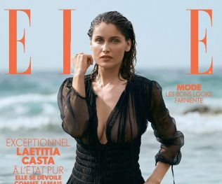 4919063 Laetitia Casta Figure En Couverture Du M Amp Fixed 1