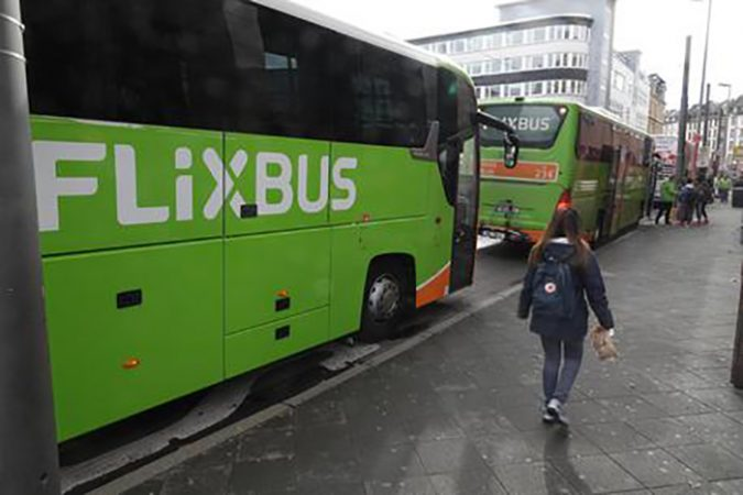 Flixbus Bus Services Expand