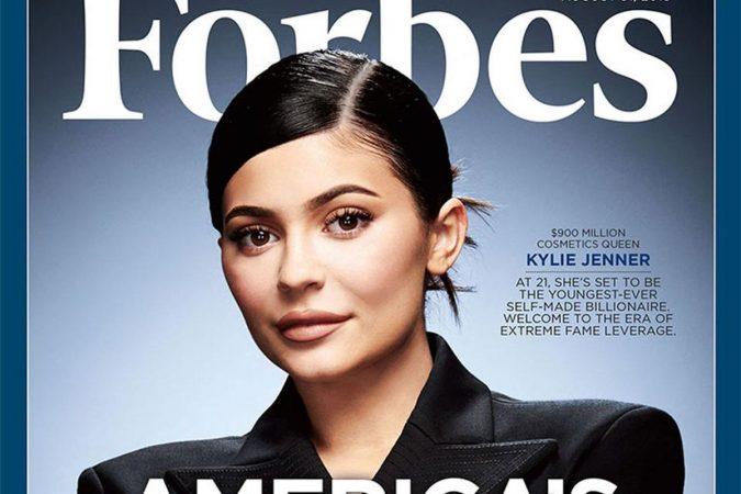 Kylie Jenner  Jeta ime s është ashtu siç duket në rrjetet sociale