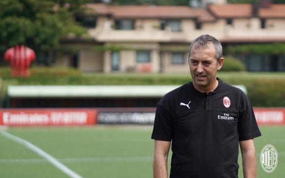 Acm Giampaolo Milanello