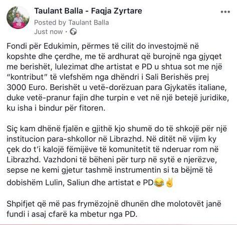 Balla Fb