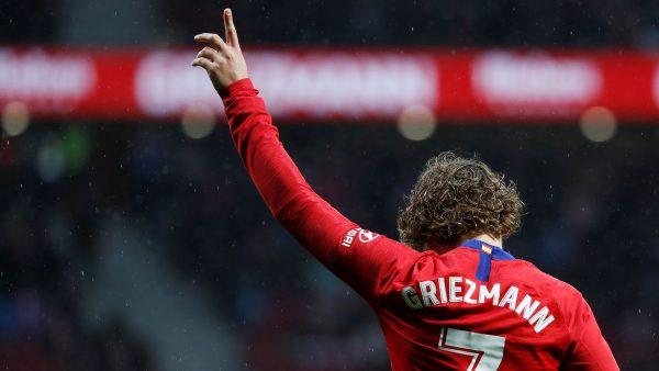 Griezmann Atletico Madrid 1