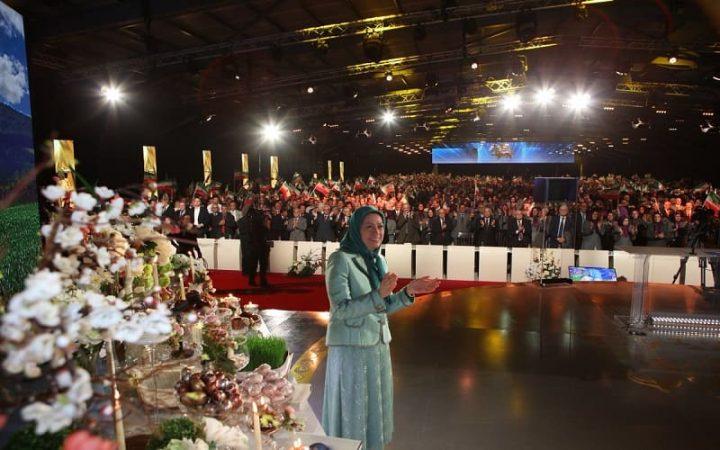 Maryam Rajavi 2