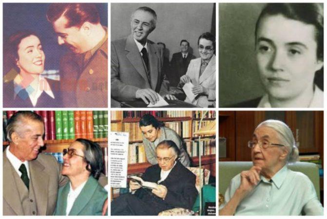 Nexhmije Hoxha Dhe Enver Hoxha12