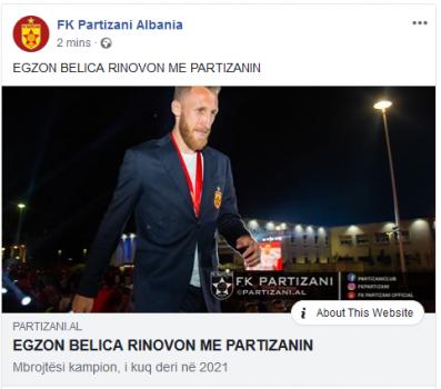 Belica Rinovon