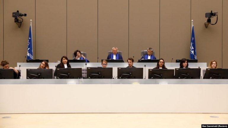 Gjykata Nderkombetare Per Krime