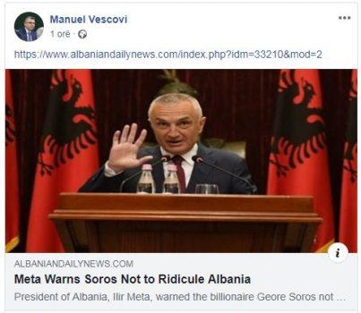 Meta Soros