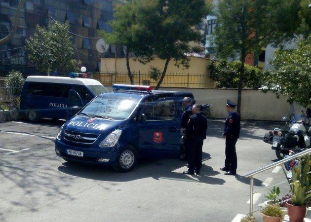 Policia A 32452