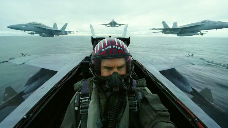 Top Gun Maverick Official Trailer Gq
