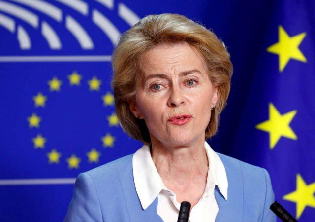Ursula von der Leyen zgjidhet Presidente e KE Soreca mesazh urimi