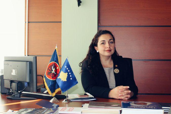 Vjosa Osmani Sadriu