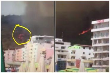 Zjarri Shengjin