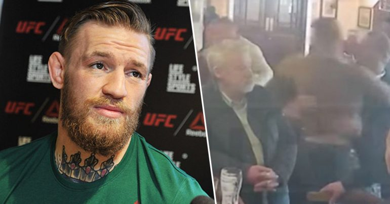 Conor Mcgregor Charged