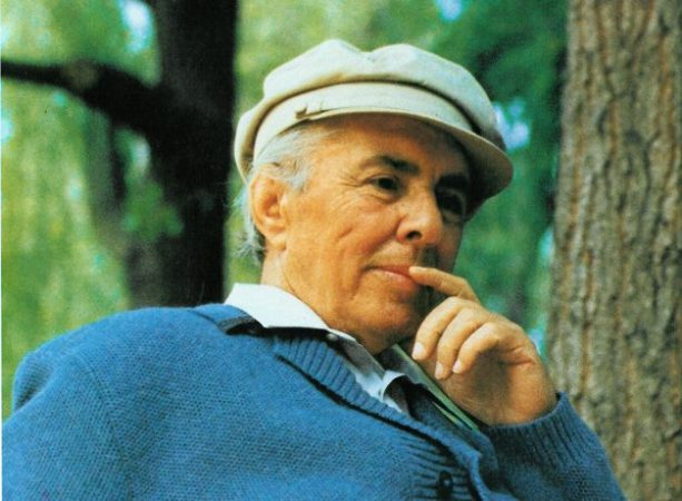 Enver Hoxha 1982 Summer Portrait 627x460