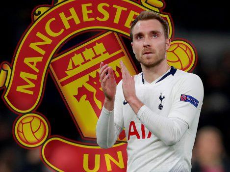 Eriksen Manchester United Transfer