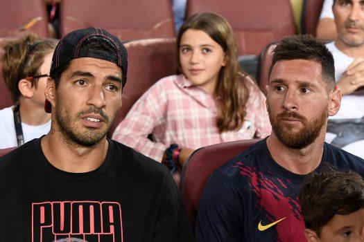 Messi Lesion Baja