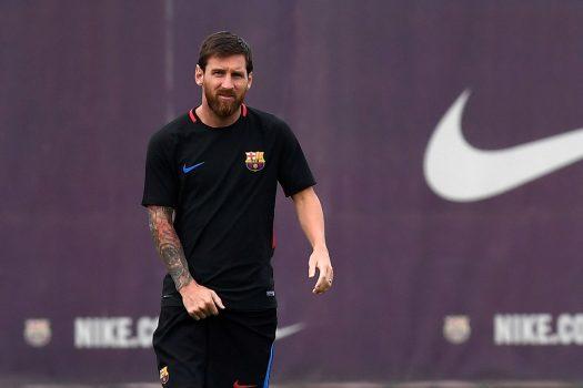 Messi Lesion Un Mes