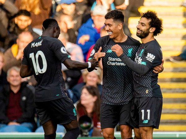 0 Burnley Fc Vs Liverpool Fc United Kingdom 30 Aug 2019