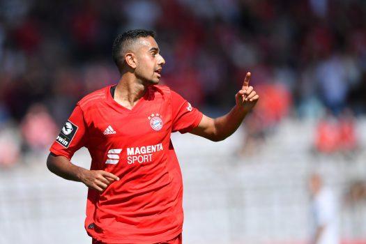 Bayern Muenchen Ii V Spvgg Unterhaching 3. Liga