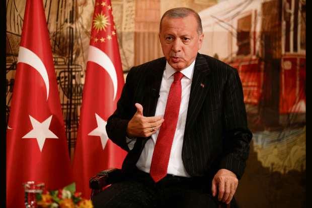 201909140211377513 Turkeys Erdogan Says To Discuss With Trump Buying Us Secvpf