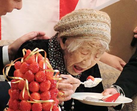 Kane Tanaka 116 Year Old Japanese Woman World's Oldest Living Person