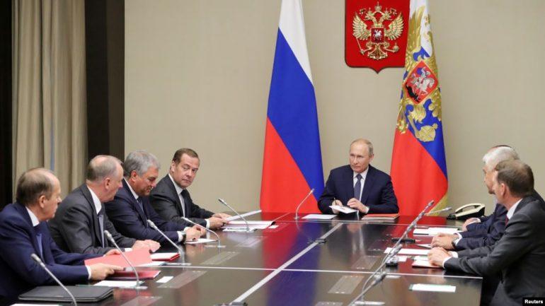 Putin Me Keshillin E Sigurise