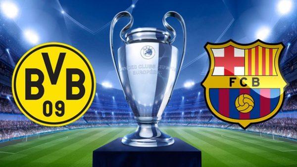 Borussia Dortmund Barcelona