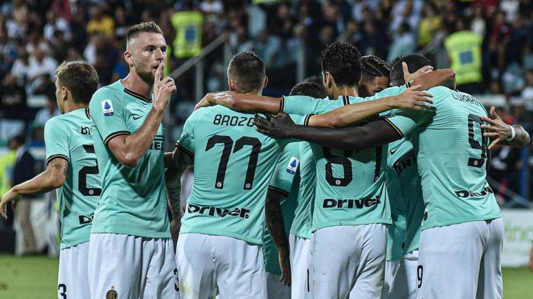 Cagliari Inter 1 2 Ancora Lukaku Nerazzurri In Testa Con Juventus E Toro