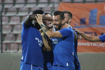 Kukesi Gol Tirana Shkuraj