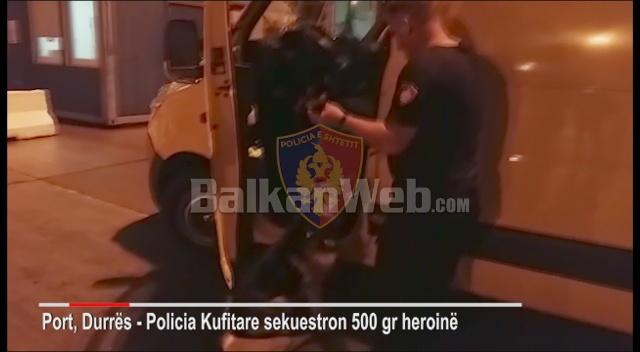 Policia Droge Ne Durres