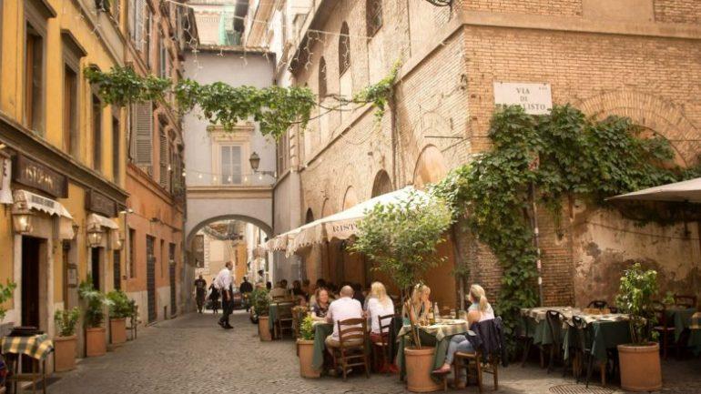 Rome Restorant
