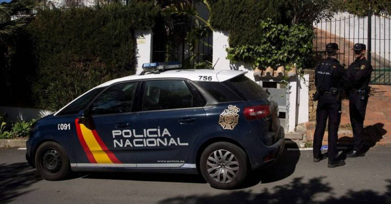 Policia Spanjolle1