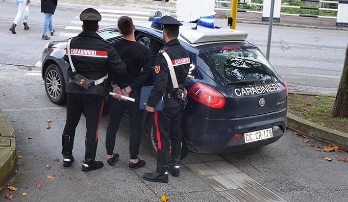Arresto Rumeno Evidenza Web