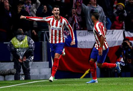 Atletico De Madrid Bayer Leverkusen