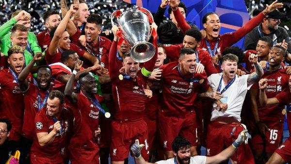 Football Liverpool Ligue Champions Reds Tottenham