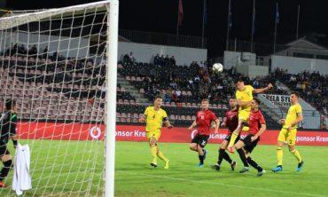 Shqiperi Kosove U21