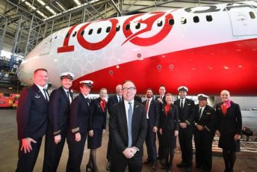 Qantas Successfully Tests 19 Hour Long Haul Flight