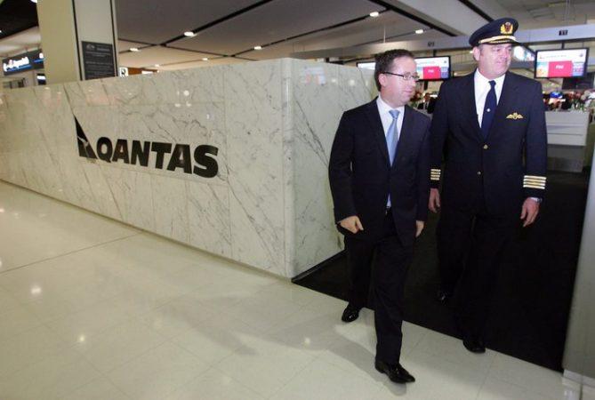 Quantas Restarts The A380 Flights