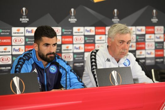Defender Elseid Hysaj Could Swap Napoli With Serie A Fellow Team Roma Min