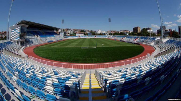 Fadil Vokrri Stadiumi