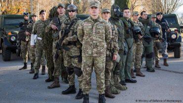 Mali I Zi Ushtria