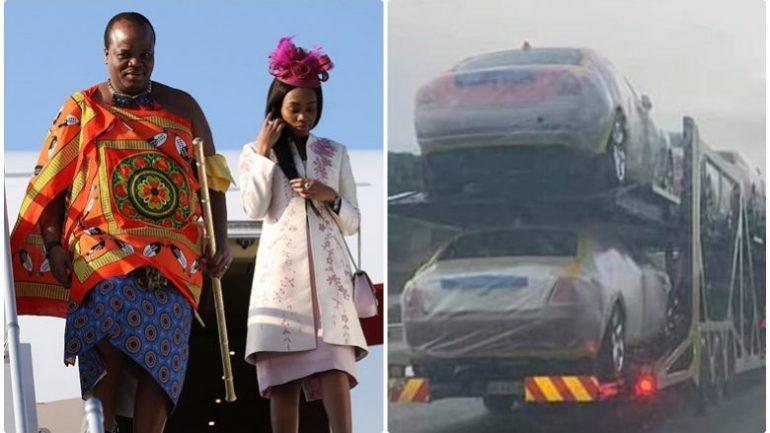 Mbreti Swaziland
