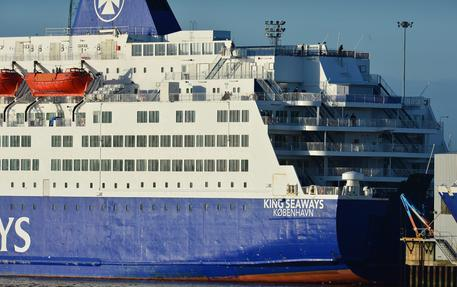 Several Passengers Injured After Fire On Cruise Ferry Between Newcastle And Ijmuiden