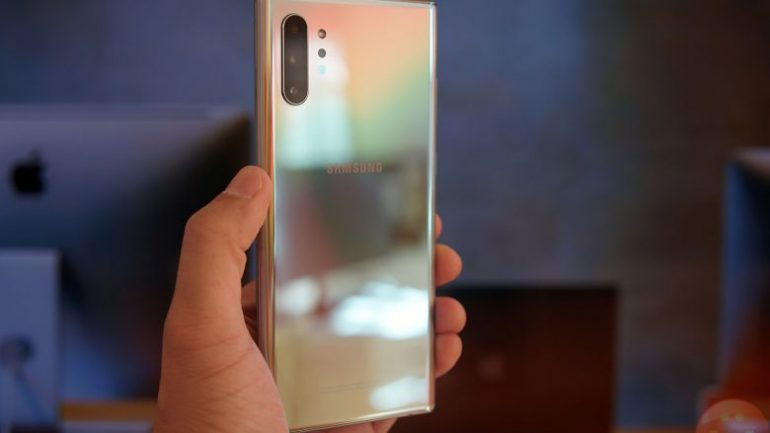 Galaxy Note 10 Plus Review 13 780x439