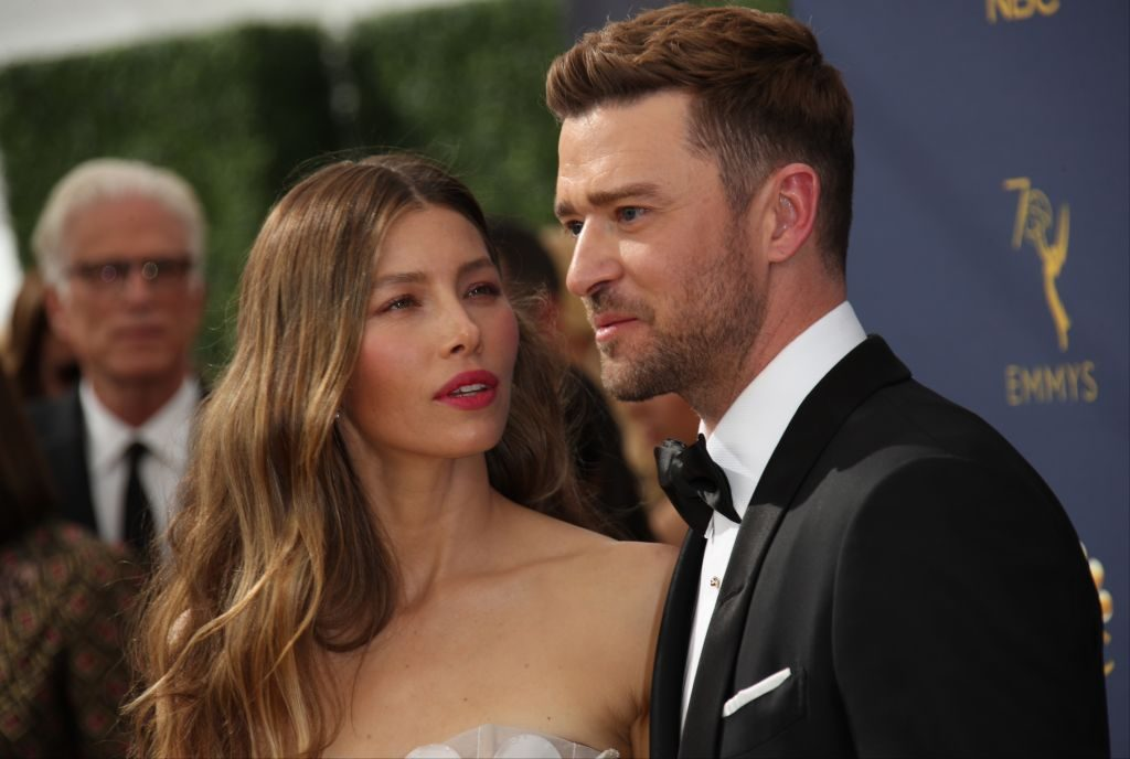 Jessica Biel And Justin Timberlake 1024x688
